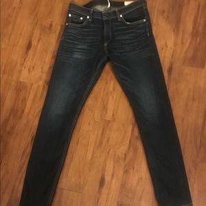 Rag & Bone Denim Skinny Jeans- Dorset